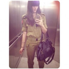 Surreal Instagrams From Israel Defense Forces Soldiers