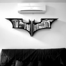 The Dark Knight Bookshelves von FahmiSani auf Etsy