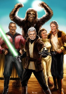 Star Wars 7 - We're Back by *rhymesyndicate