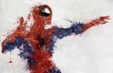 Spiderman Art Print by Melissa Smith | Society6