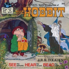 The Hobbit Record Album Cover | Flickr - Fotosharing!