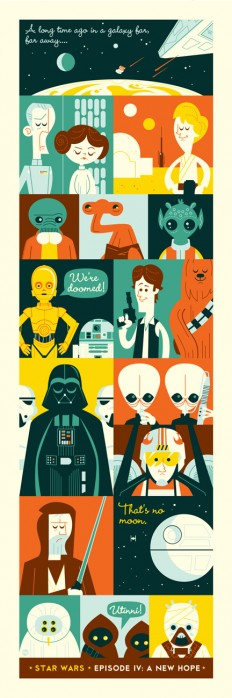 Cool Stuff: Dave Perillo's 'Star Wars' Poster From Acme Archives | /Film