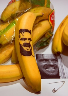 Banana Art by Honey
