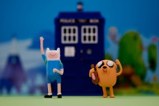 Adventure Time And Relative Dimension In Space | Flickr - Fotosharing!