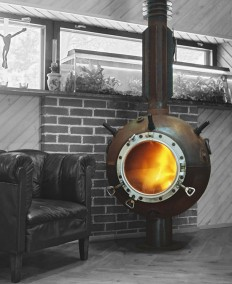 Old Sea Mines Repurposed Into Furniture «TwistedSifter