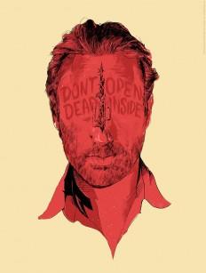 Nerdcore › Walking Dead 10th Anniversary-Artshow