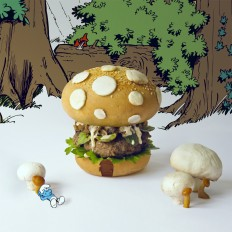Nerdcore › Fat & Furious Burgers with Margaret Thatcher, the Smurfs and Daft Punk