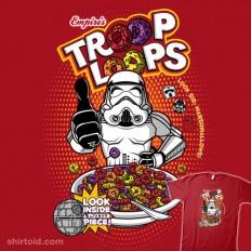 Troop Loops | Shirtoid