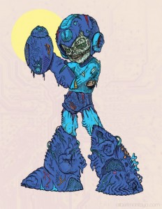 Mega Undead - Albert F. Montoya