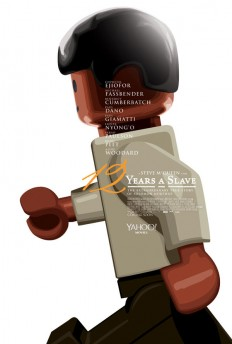 LEGO Movie Posters for Best Picture Oscar Nominees