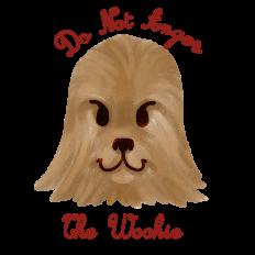 Wookie by WendySyndrome