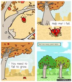 #162: Apple tree. | 1111 Comics