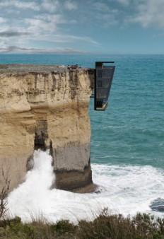 Modscape's concept home is a real cliffhanger - Images