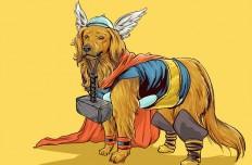 Marvel Dogs - Superhelden auf vier Pfoten | LangweileDich.net