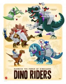Glaubinger dino riders - /Film