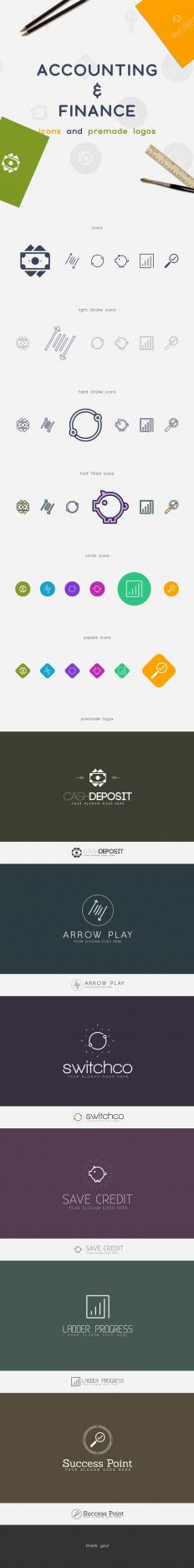 Logo Design Bundle on Inspirationde