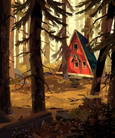 A Cabin in the Woods on