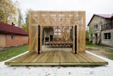 The Arbor / Kerimov + Prishin Architects on Inspirationde