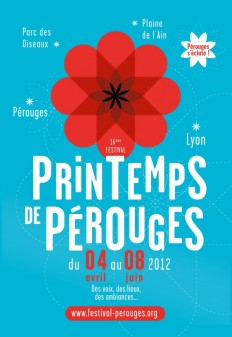 Spring Festival of Pérouges – Brand identity on Inspirationde