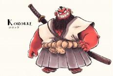 Korokke, the comic (crowdfunding) on