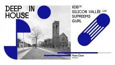 Deep in House • Antwerp Church Edition • XDB - Silicon Vallée
