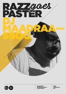 Razz Goes Paster – Poster design on Inspirationde