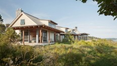 The Ultimate Indoor-Outdoor House on 36 Acres in Coastal Maine - Gardenista