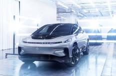 Faraday Future FF91 - Top Gear on