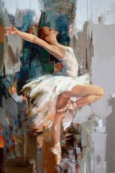 Ballerina 22 by Mahnoor Shah on Inspirationde