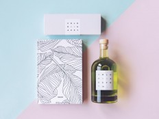 Bespoke Notebooks and Bottles of Absinthe Make the Best Client Gifts — The Dieline | Packaging & Branding Design & Innovation News