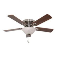 Nickel and Pewter Ceiling Fans   Houzz