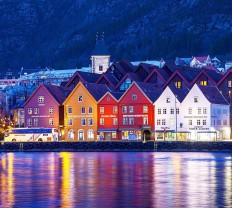 Stunning Instagrams of Bergen, Norway by Atle Rasmussen