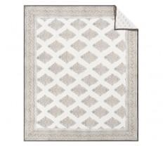 Mya Block Print Quilt & Sham | Pottery Barn