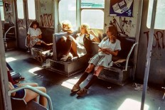 """Hell On Wheels"" – Amazing Photographs Of The NYC Underground In The 80s"