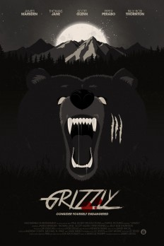 Grizzly Movie Poster on Inspirationde