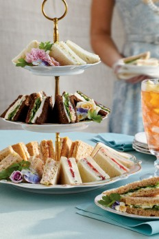 Crowd-Pleasing Easter Tea Sandwiches - Easter Side Dishes - Southern Living