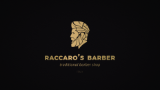 Raccaro's Barber – Visual ID on Inspirationde