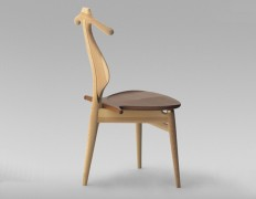 Classic, Practical Furniture Design: Hans Wegner's Valet Chair - Core77