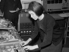 Radio play about electronic music pioneer Delia Derbyshire - Boing Boing