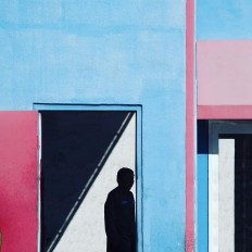 Minimalist and Abstract Street Photography by George Byrne
