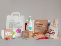 Restaurant To-Go Packaging That's As Fresh As The Food — The Dieline | Packaging & Branding Design & Innovation News