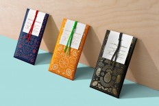 Rocky Mtn Chocolate Rebrand, Packaging and Store Design on