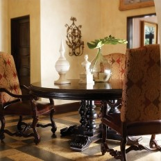Costa Del Sol-Andalusian Dining Table in Artisan - 971-81-38