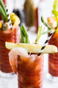 A New Year's Day Bloody Mary Bar - The Sweetest Occasion — The Sweetest Occasion