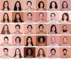 Angélica Dass Travels The World To Capture Every Skin Tone In Pantone Style