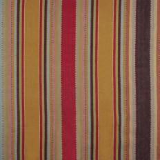 Berkshire Hill Whitney Stripe Adobe Fabric | OnlineFabricStore.net