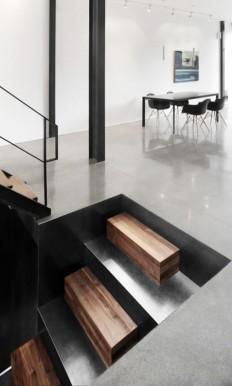 Maison E3 by Natalie Dionne Architecte on Inspirationde
