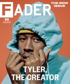 Cover Story: Tyler, The Creator on Inspirationde