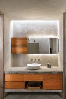Craft shelter – The bathroom on Inspirationde