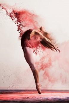 Andy Bate Photography – Powder Dance on Inspirationde